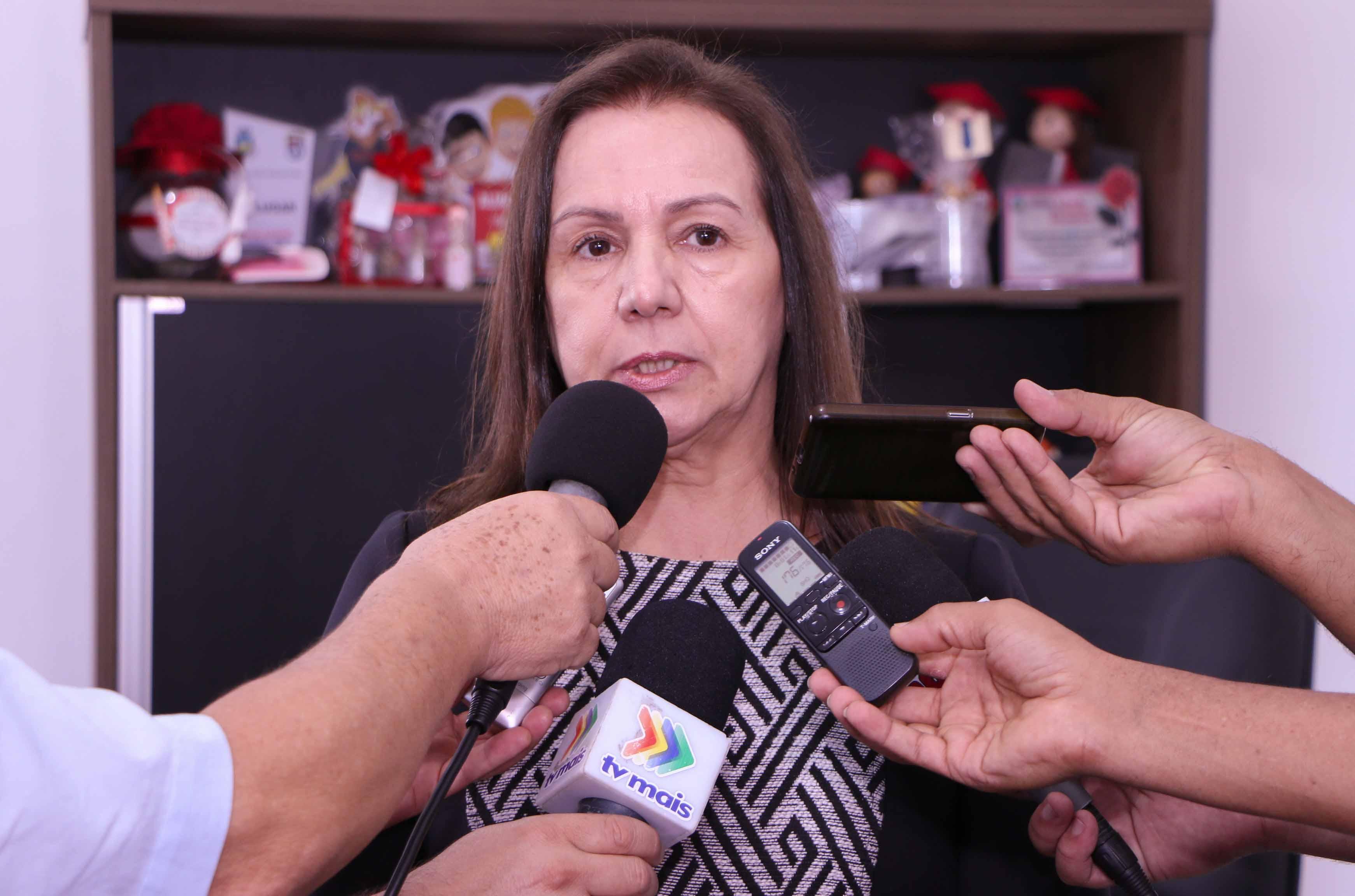Marli Fernandes eleita para cargo de relevância nacional