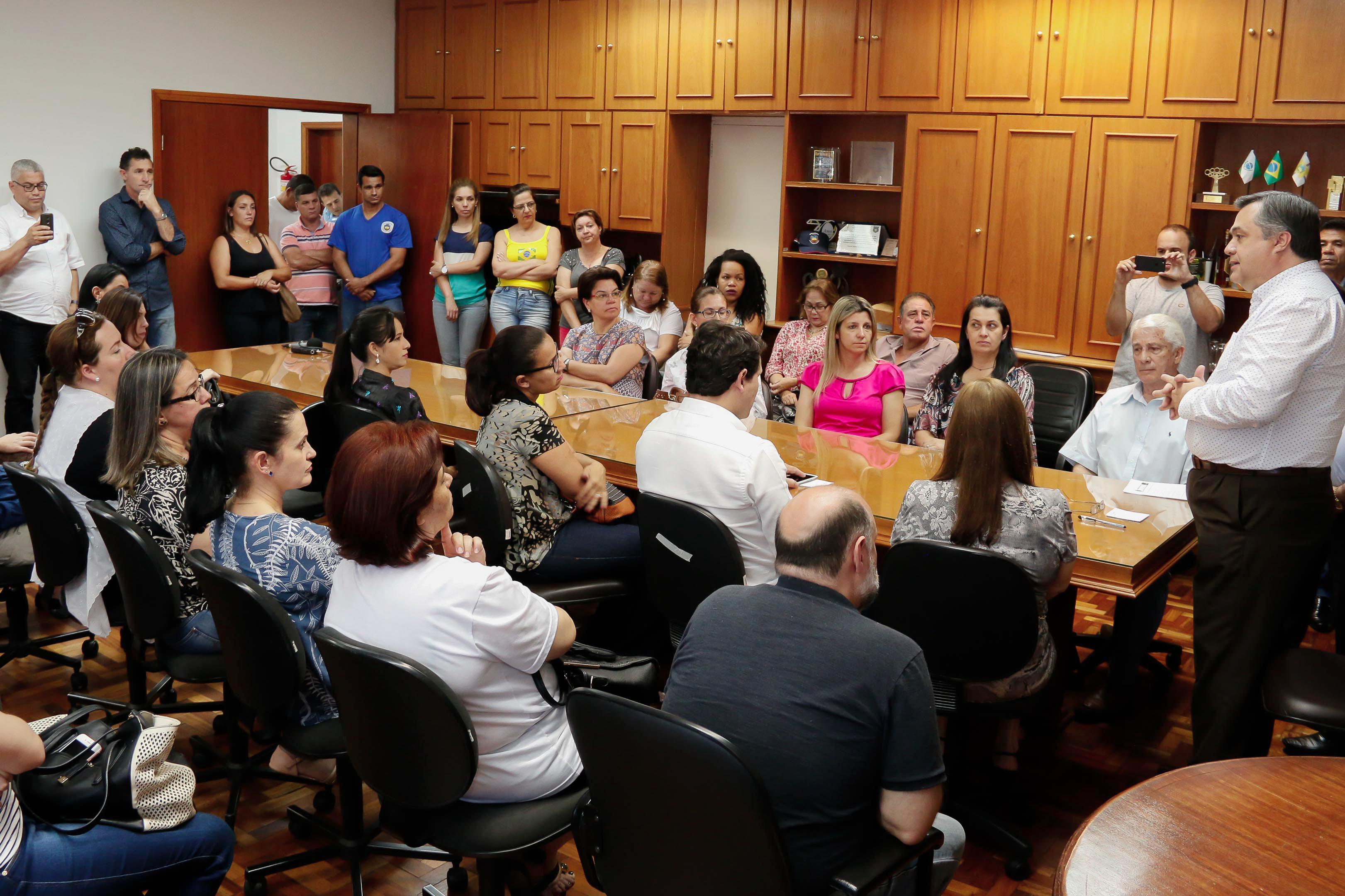Prefeitura de investe R$ 1 milhão em reforma de creche