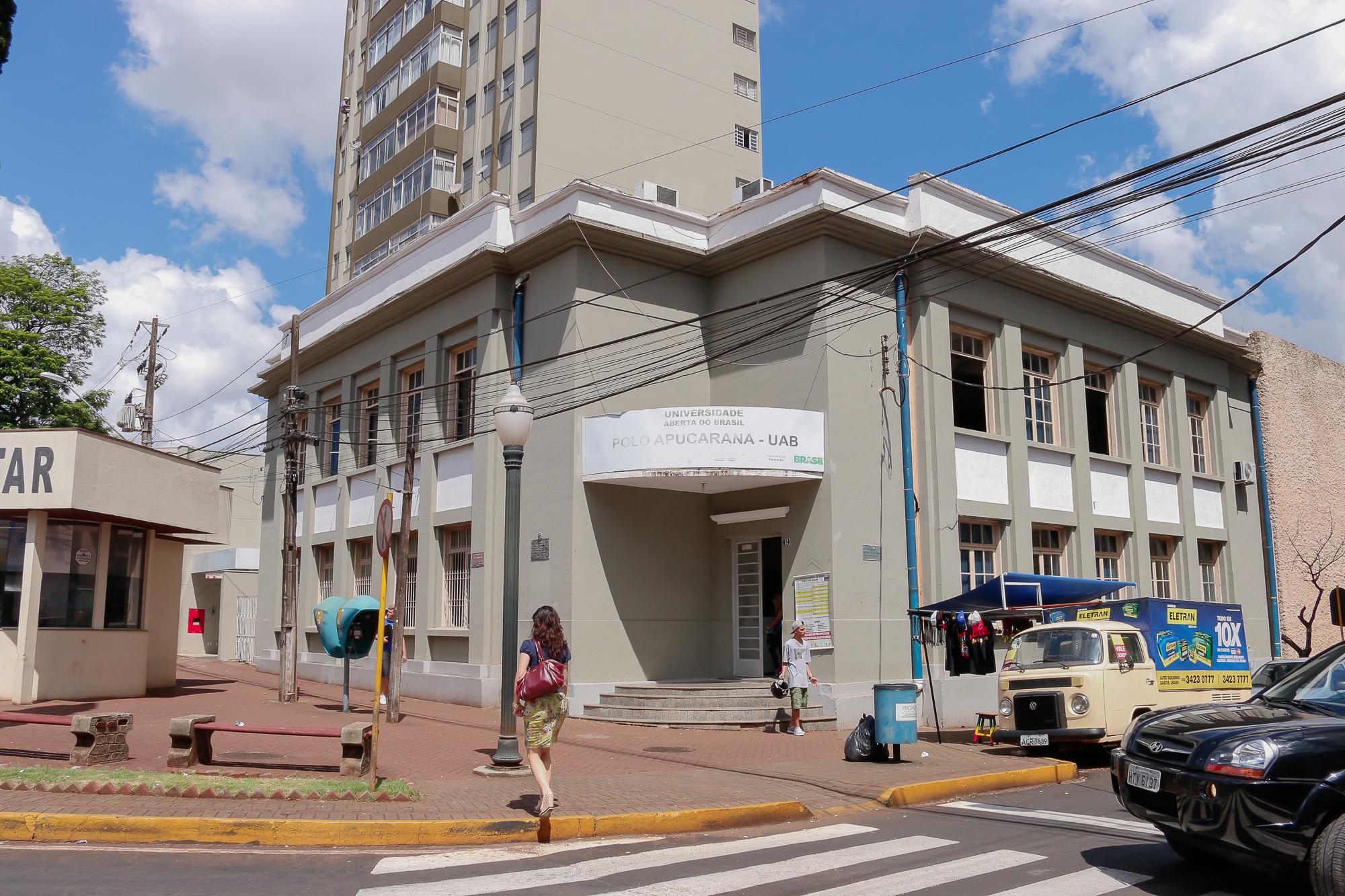 Polo UAB de Apucarana abre inscrições para novos cursos