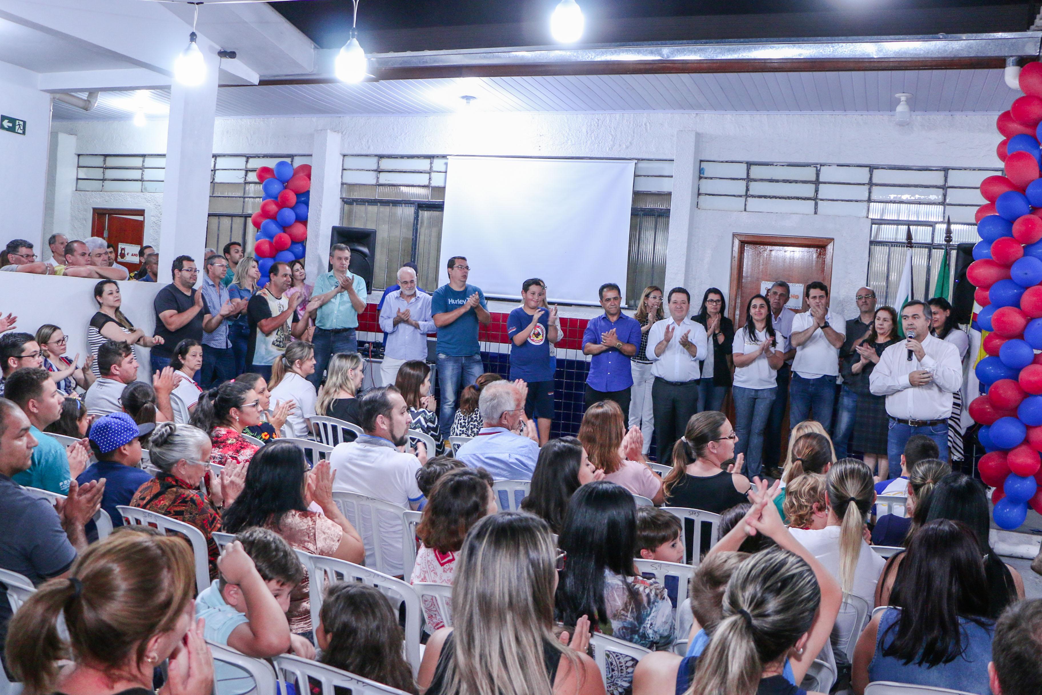 Prefeitura investe R$ 670 mil na reforma  de mais uma unidade de ensino