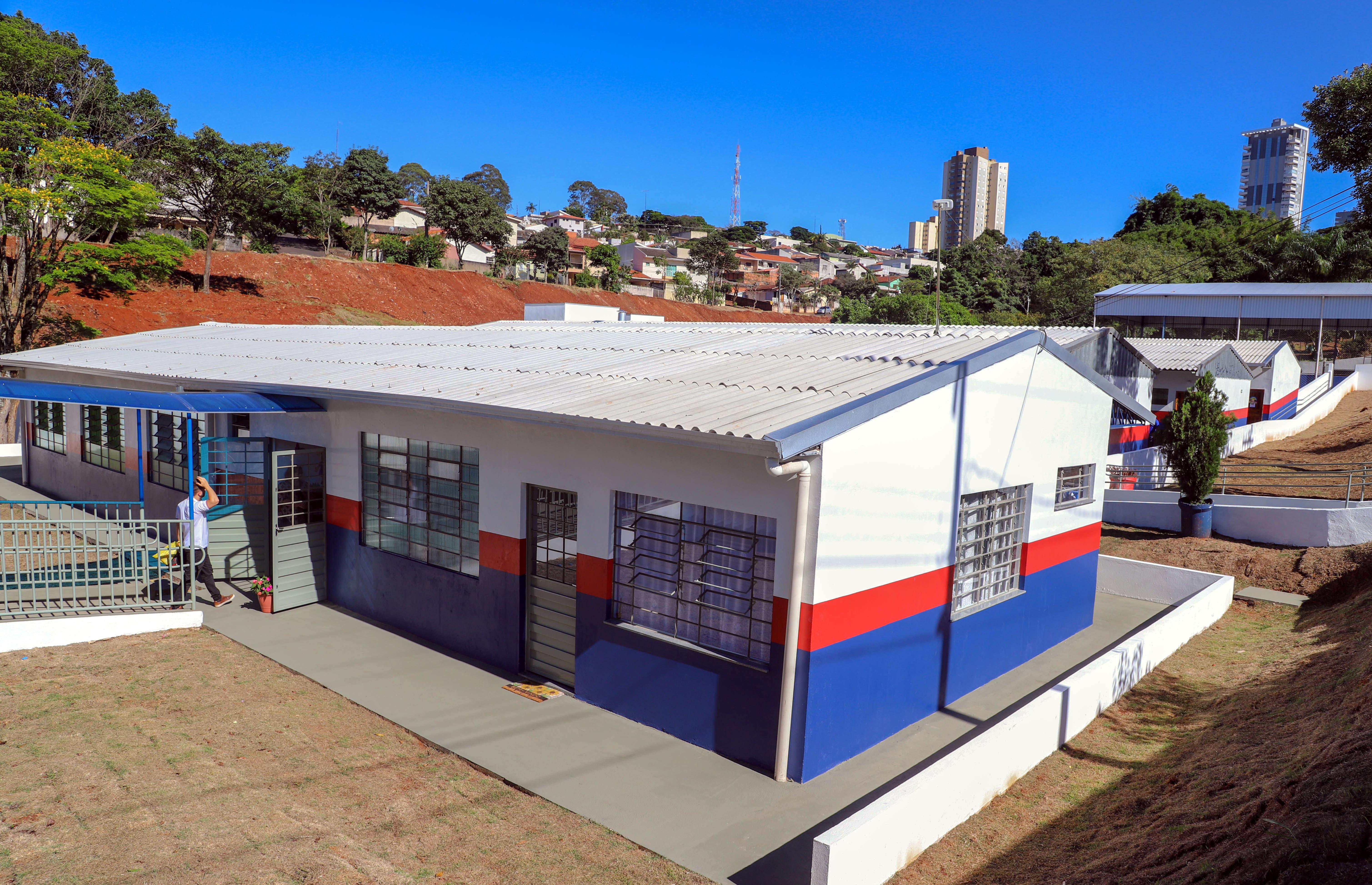 Prefeitura investe R$ 1,1 milhão na reforma e ampliação de escola