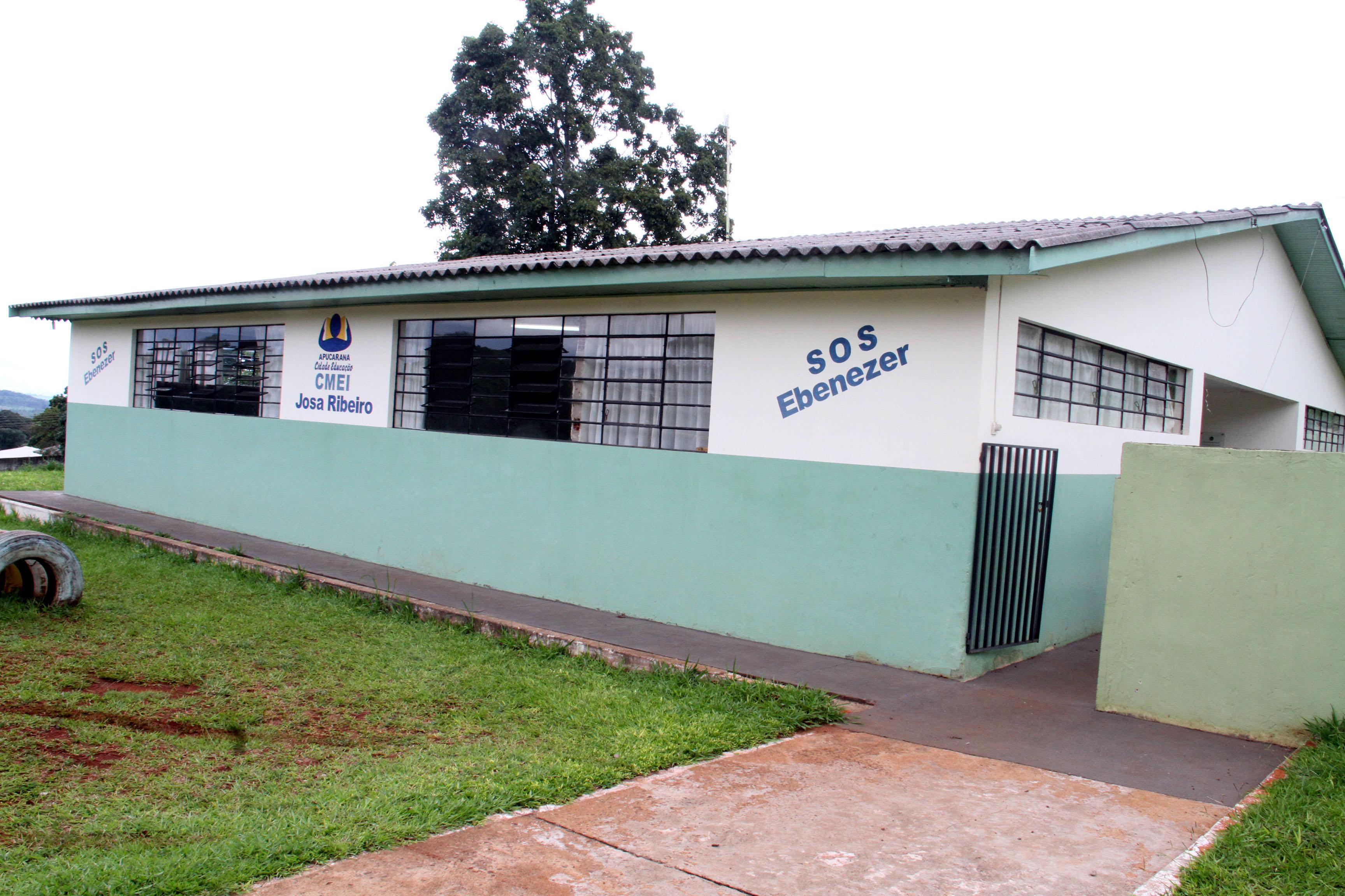 Apucarana investe R$ 1,3 milhão na reconstrução de creche da Vila São Carlos