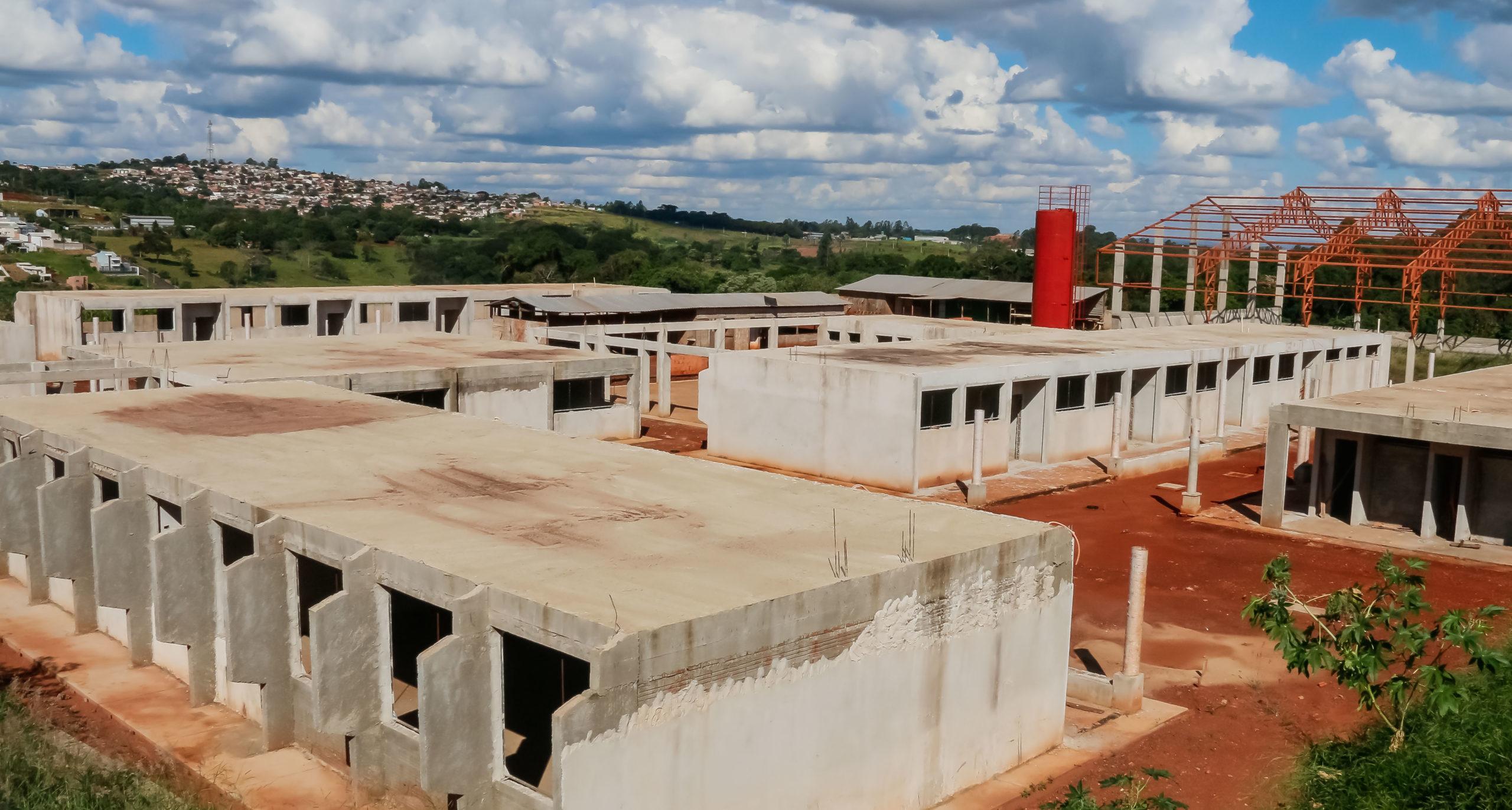 Prefeitura de Apucarana quer assumir quatro obras que são de responsabilidade do governo federal
