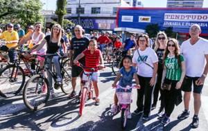 """""""Pedala Apucarana"""" reúne ciclistas no domingo"""