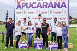3º Festival de Atletismo envolve 850 alunos da rede municipal de ensino