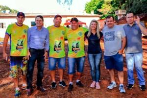 Pedal solidário reúne mais de 400 ciclistas