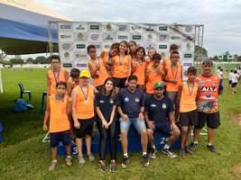 Apucarana conquista festival escolar de atletismo