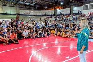 Jogos escolares têm participação de mais de 2 mil atletas