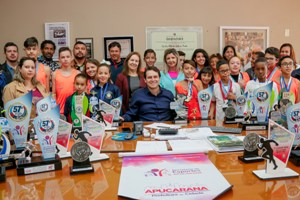 Escola de atletismo apresenta conquistas de 2019