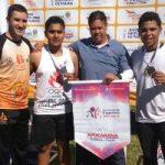 Equipe de atletismo de Apucarana conquista medalhas nos JEP's