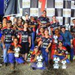 Rafael Bertasso vence a sexta etapa do Campeonato Paranaense de Kartcross