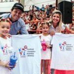 Festival reúne escolinhas de ginástica artística e rítmica em Apucarana