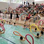 Aulas de natação e hidroginástica iniciam na próxima terça-feira no Complexo Esportivo Lagoão
