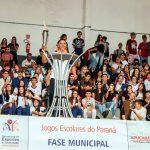 Fase municipal dos Jogos Escolares do Paraná é adiada em Apucarana
