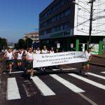 Com 600 participantes, 30º BIMec realiza mais uma edição da Corrida da Paz