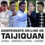 Apucaranenses disputam competição on-line de Tai Chi Chuan
