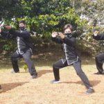 Apucaranenses se destacam em competição online de Tai Chi Chuan