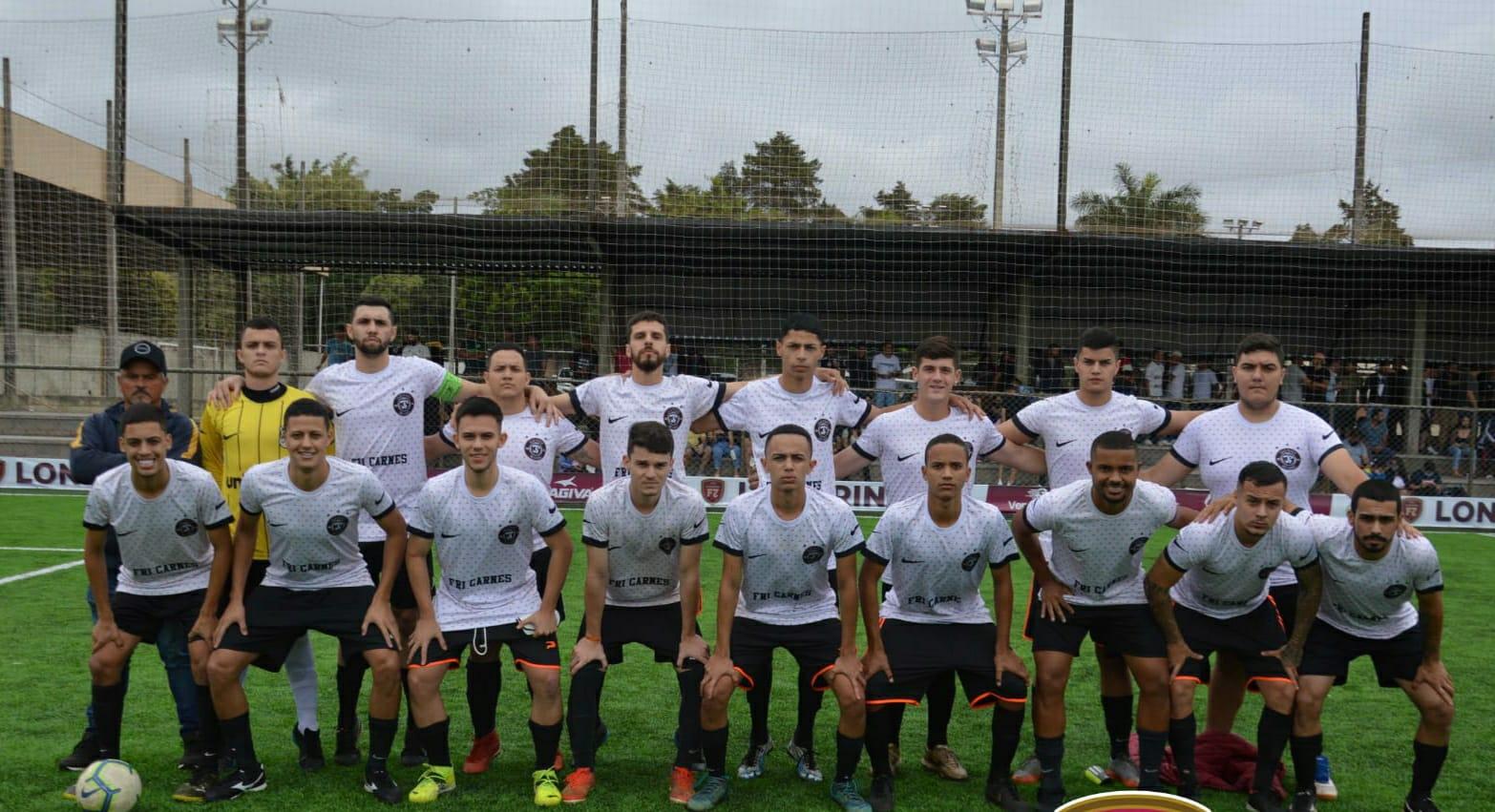 Equipe apucaranense é campeã no Futebol 7 Society